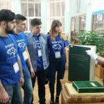 2017-04-19 - Сокровища библиофонда: гости 75-й конференции побывали на экскурсии в библиотеке ВолгГМУ