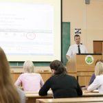Актуальные вопросы организации инклюзивного обучения в высшей школе