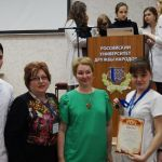 Команда ВолгГМУ заняла первое место на стоматологической олимпиаде в РУДН