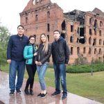 Студенты из Казахстана - на стажировке в ВолгГМУ