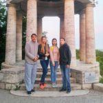 Студенты из Казахстана - на стажировке в ВолгГМУ во время поездки в Пятигорск на конференцию в ПМФИ
