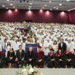 Посвящение первокурсников ВолгГМУ в студенты - 2017