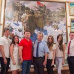 В г. Суровикино, краеведческий музей. 17 июля 2017