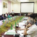 Первое в новом 2017/18 учебном году заседание Совета ректоров вузов Волгоградской области. 15 сентября 2017