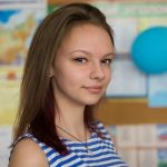 Анастасия Меркулова