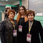 Представители ВолгГМУ в Москве на XIX Международном конгрессе «Здоровье и образование в XXI веке». 18-20 декабря 2017 года