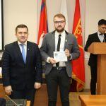 Вручение именной стипендии Волгограда