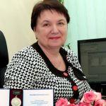 Начальник управления кадров ВолгГМУ О.Е.Усачёва награждена почётным знаком «За заслуги перед ВолгГМУ» II степени. 17 января 2018 года