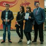 2018-09-30 - Студенты ВолгГМУ приняли участие в городской игре «Что? Где? Когда?»