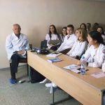Заседание СНО кафедры акушерства и гинекологии (октябрь 2018)