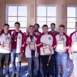 Студенты-спортсмены ВолгГМУ на соревнованиях в Астрахани