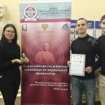 Студенты ВолгГМУ на Всероссийской олимпиаде по нормальной физиологии