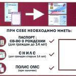 Оформление электронного полиса ОМС