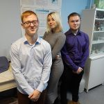 Студенты изучают методы компьютерного моделирования лекарств