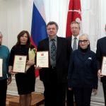 Ученым ВолгГМУ вручили награды в День российской науки