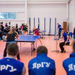 """Теннис на """"Всероссийском студенческом марафоне"""""""