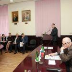 Депутат Европарламента Йиржи Машталка встретился в ВолгГМУ с руководителями учреждений здравоохранения. 1 февраля 2018