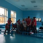 Фестиваль спорта ЮФО: дартс