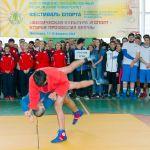 Фестиваль спорта ЮФО: открытие