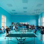 Фестиваль спорта ЮФО: настольный теннис