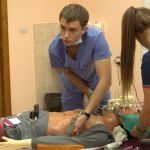 Студенты ВолгГМУ на международной олимпиаде по медицине