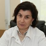 д.м.н, профессор Жанна Давидовна Кобалава