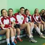 Женская сборная ВолгГМУ по баскетболу на чемпионате АСБ