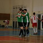 Победа в мини-футболе на фестивале спорта