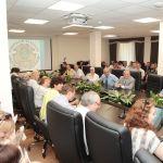 Заседание Ученого совета ВолгГМУ в конференц-зале НЦИЛС ВолгГМУ. 23 мая 2018
