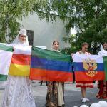 Фестиваль национальных культур ПМФИ