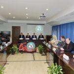 Совместное заседание координационных учебно-методических советов.