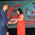 Почетное звание «Отличник здравоохранения РФ» получила Лариса Ивановна Щербакова
