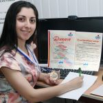Студентка 2 курса фармацевтического факультета ВолгГМУ Инна Саркисян – в тройке лидеров Интернет-олимпиады по химии