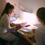 Студенты педиатрического факультета прошли практику в качестве помощников врачей