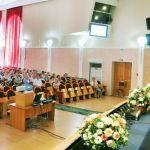 12 сентября 2018 года. Конференция сотрудников ВолгГМУ и заседание учёного совета ВолгГМУ