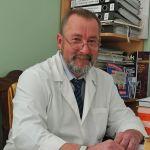 Леонид Костантинович Гавриков, профессор кафедры детских болезней, доктор медицинских наук, профессор