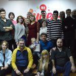 """Новогодняя поэтическая импровизация от ГСЛПК """"Златоуст"""""""