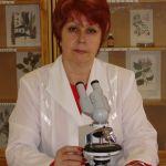 Яницкая Алла Владимировна