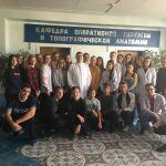 "Школа ""Юный медик"" на кафедре ОХиТА"