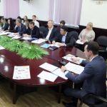 Первое заседание организационного комитета по подготовке и проведению празднования 85-летия со дня основания ВолгГМУ