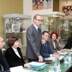 Выступление  В.Б. Мандрикова на совещании с вузами-партнёрами РУМЦ