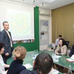 Выступление Е.Г. Вершинина на совещании с вузами-партнёрами РУМЦ