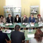 Обсуждение вопросов на совещании с вузами-партнёрами РУМЦ