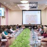 областной практической конференции «Методические подходы к реализации профильных образовательных программ в медико-биологических классах ВолгГМУ» 29 ноября 2019 года