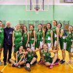 Сборная команда баскетболисток ВолгГМУ сезона 2018/2019 учебного года