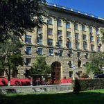 Учебный корпус: Волгоград, площадь Павших Борцов, дом 1, главный корпус, этаж 5
