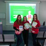 «Волонтёры-медики» провели акции, приуроченные ко Всемирному дню здоровья
