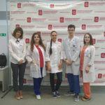 Студенты ВолгГМУ - участники IV Всероссийской олимпиады по оториноларингологии