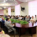 Заседание Учёного совета ВолгГМУ 15 мая 2019