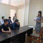 Преподаватель ВолгГМУ побывала на тестировании будущих абитуриентов в Таджикистане